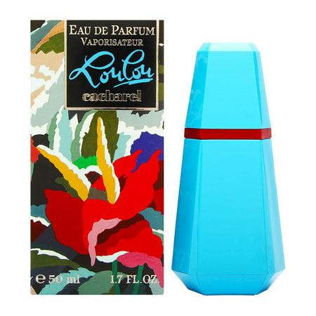 Lou Lou by Cacharel For Women 1.7 Oz Eau de Parfum Spray - Lou Lou By Cacharel