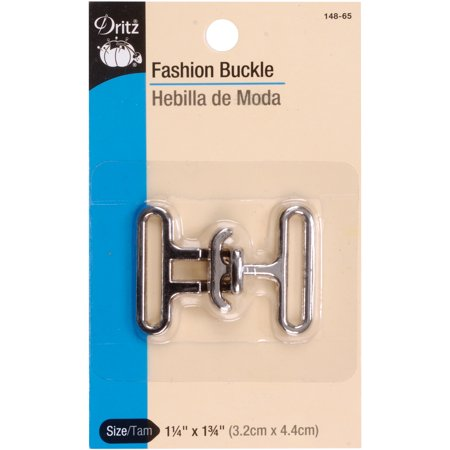 Pointy Buckle (Dritz Fashion Toggle Buckle 1-1/4