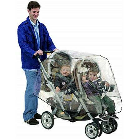 Nuby Tandem Stroller Weather Shield