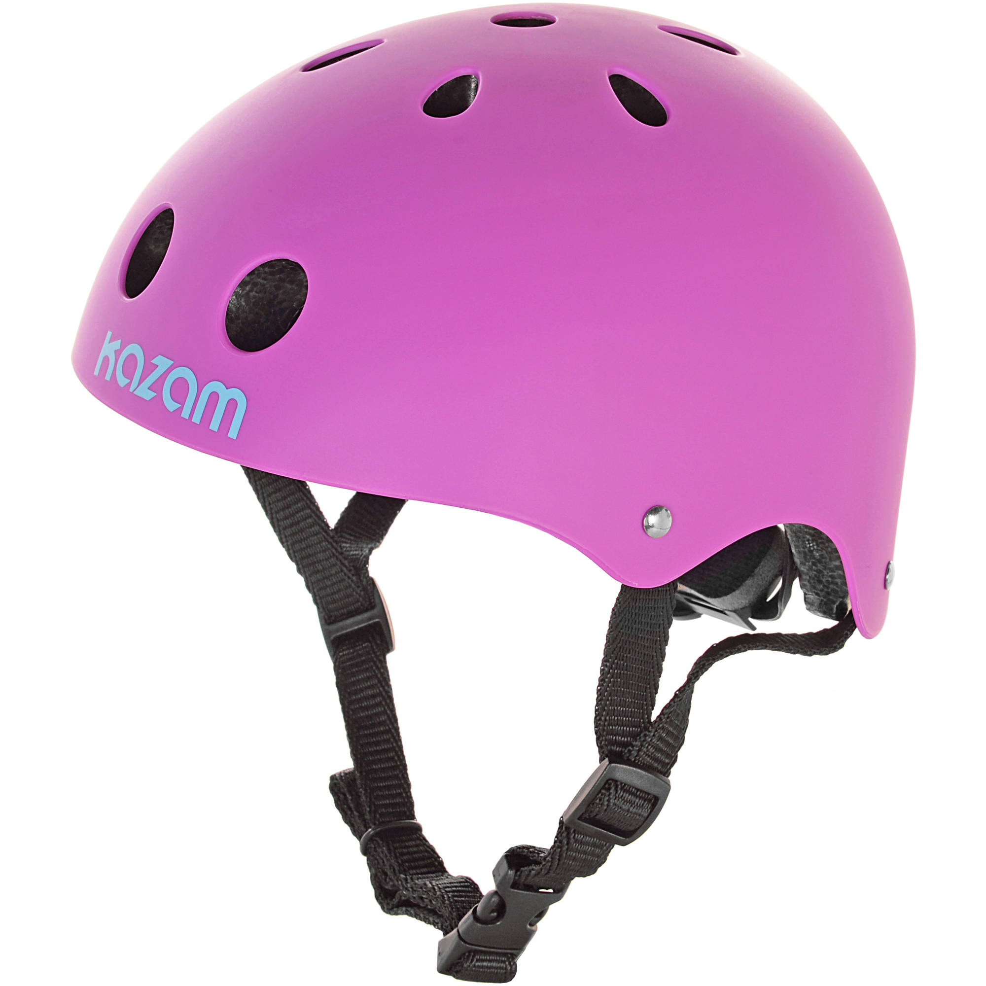 Kazam Multi-Sport Helmet, Electric Purple