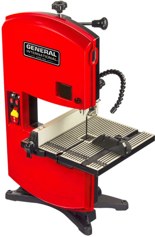 "General International Power Products BS5105 9"" 2.5A Woodcutting Band Saw by General International Power Products LLC"