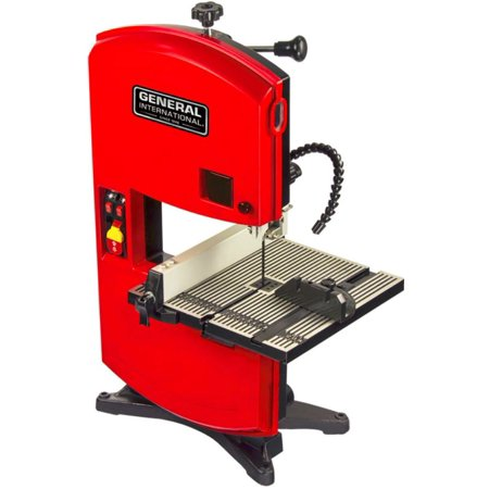General International 9-Inch 2.5-Amp Woodcutting Band Saw, BS5105 320 14' Band Saw