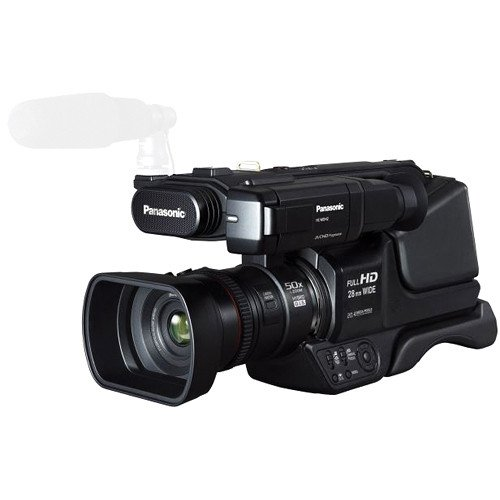 Panasonic HC-MDH2 AVCHD HCMDH2 Shoulder Mount Camcorder (...