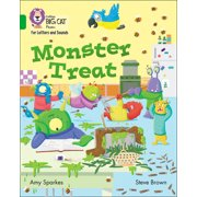 Monster Treat : Band 5/Green