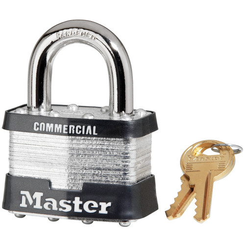 """Master Lock 5KA A116 2"""" No. 5 Laminated Padlock"""