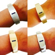 Fitbit Bracelet for Fitbit Flex Fitness Activity Trackers - The TORY INSIGHT Fitbit Bracelet - 3 Sizes and 4 Colors