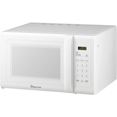 Magic Chef(R) MCD993W .9 Cubic-ft Countertop Microwave