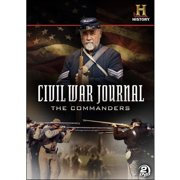 Civil War Journal: The Commanders by ARTS AND ENTERTAINMENT NETWORK