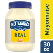 Hellmann's Mayonnaise Real Mayo 30 oz