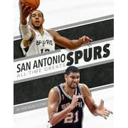 San Antonio Spurs All-Time Greats (Paperback)