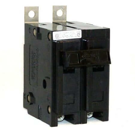 New Cutler Hammer Circuit Breaker (Cutler Hammer BAB2030 Molded Case Bolt-in Circuit Breaker 2 pole 30 amp 240)