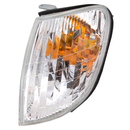 (Drivers Park Signal Corner Marker Light Lamp Lens Assembly for Lexus 81521-50060)