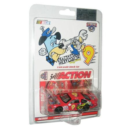 Nascar Cartoon Network #9 Lake Speed 1998 Ford Taurus Toy Car](Nascar Toy Cars)