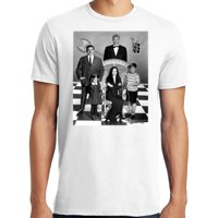 Big and Tall Addams Family Portrait Photo