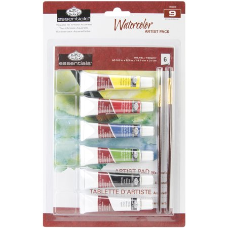 essentials tm artist pack watercolor painting walmart com