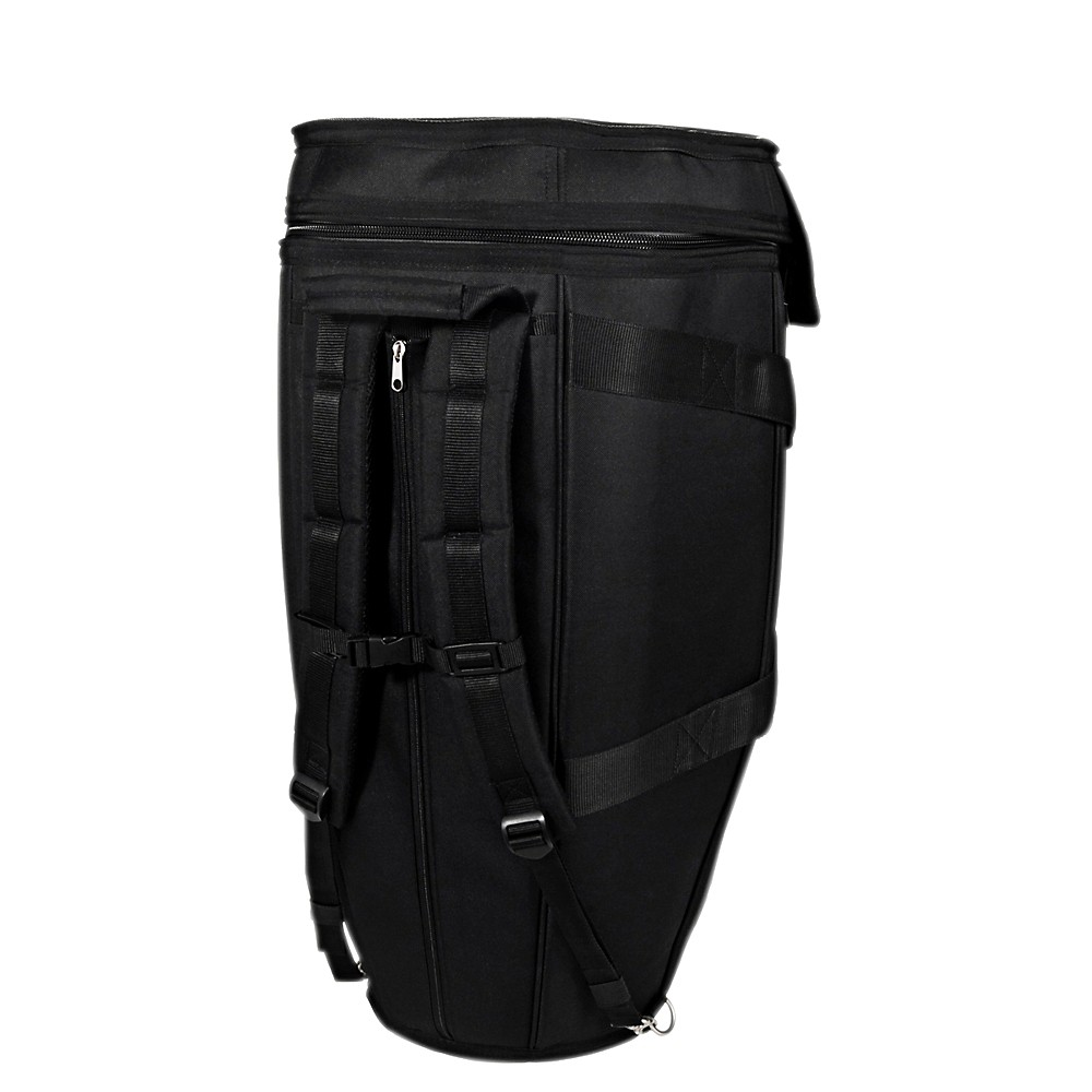 Ahead Armor Cases Super Tumba Conga Case Deluxe with Back Pack Straps 30 x 13