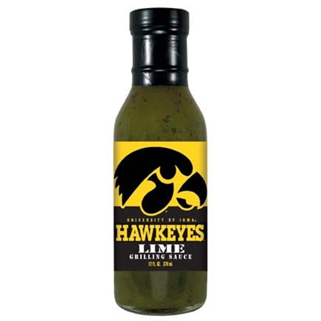 Hot Sauce Harrys 2427 IOWA Hawkeyes Lime Grilling Sauce - 5oz