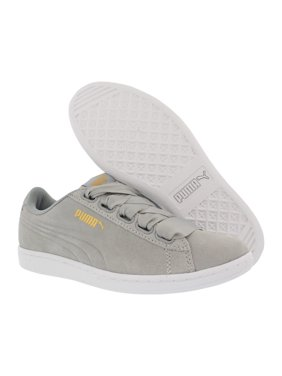 Puma Basket Platform Coach W FM Chaussures SilverBlue