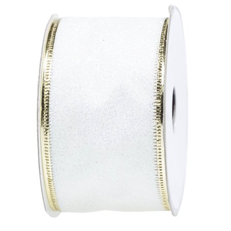 JAM Paper Holiday Ribbon, Wide, 2