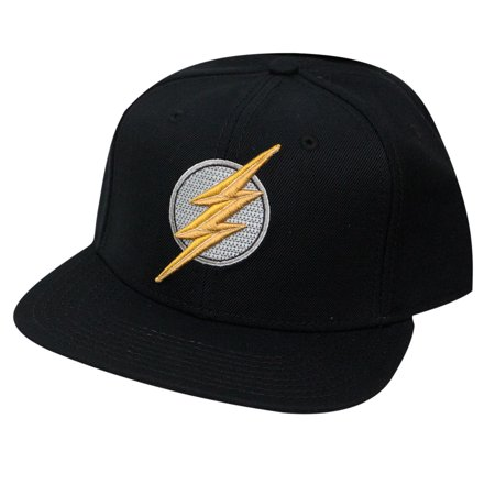 The Flash Embroidered Logo Snapback Hat - Flash Hat