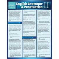 English Grammar & Punctuation II (Speedy Study Guide)