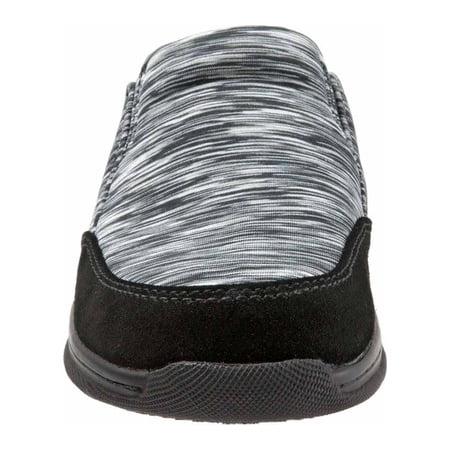 Women's SoftWalk Alcon Clog Black/Grey Textile 12 N - image 7 of 8
