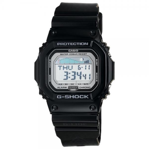 Casio Men's GLX5600-1 G-Shock G-Lide Surfing Watch
