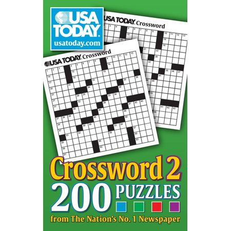 USA TODAY Crossword 2 : 200 Puzzles from The Nations No. 1 -