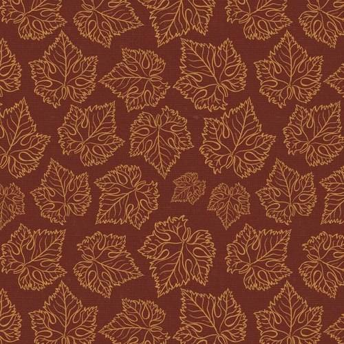 "David Textiles Wine Splendor Collection 44"" Quilting Cotton Fabric By The Yard"