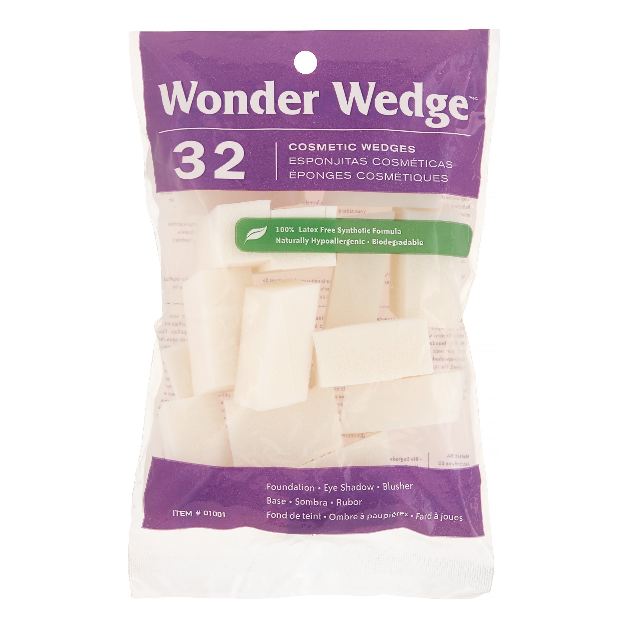 Wonder Wedge, 32 Ct