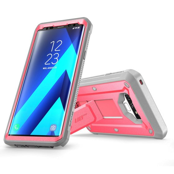 purchase cheap 7a5b6 8ea40 Samsung Galaxy Note 9 Case, SUPCASE Full-Body Rugged Holster Case with  Built-In Screen Protector for Galaxy Note 9 (2018 Release), Unicorn Beetle  Pro ...