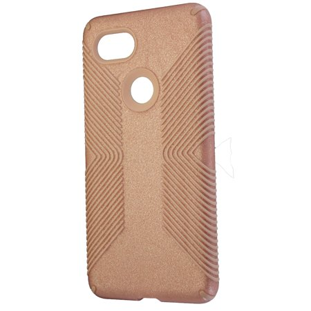 meet 09b48 8d7ea Speck Presidio Grip Glitter Series Case for Google Pixel 2 XL - Pink/Glitter
