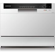 Best Dishwashers - Farberware Professional FCD06ABBWHA 6-Piece Countertop Dishwasher, White Review