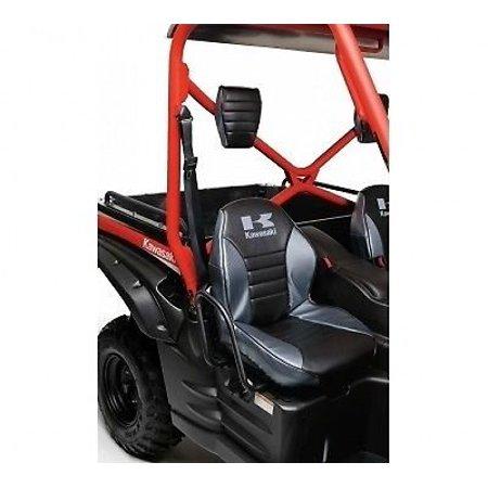 08-13 KAWASAKI TERYX 750 4X4 FI LE SPORT TITANIUM SEAT COVERS (x2) TX750-004T (Kawasaki Seat Cover)