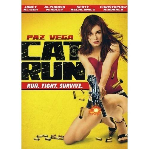 Cat Run (Widescreen)