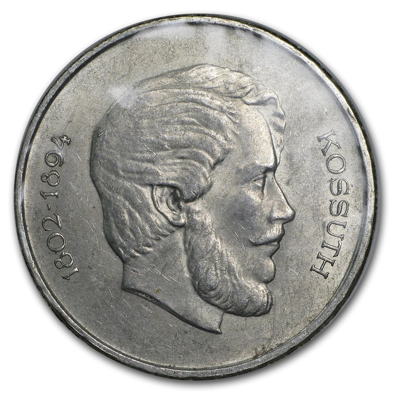Lincoln/'s Idol Lajos Kossuth Mini Album and Certificate