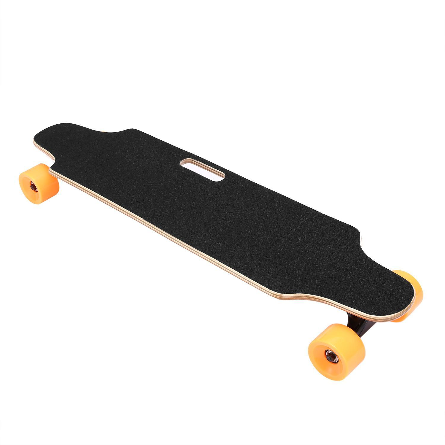 Hifashion Electric Skateboard Longboard with Remote Controller HFON by