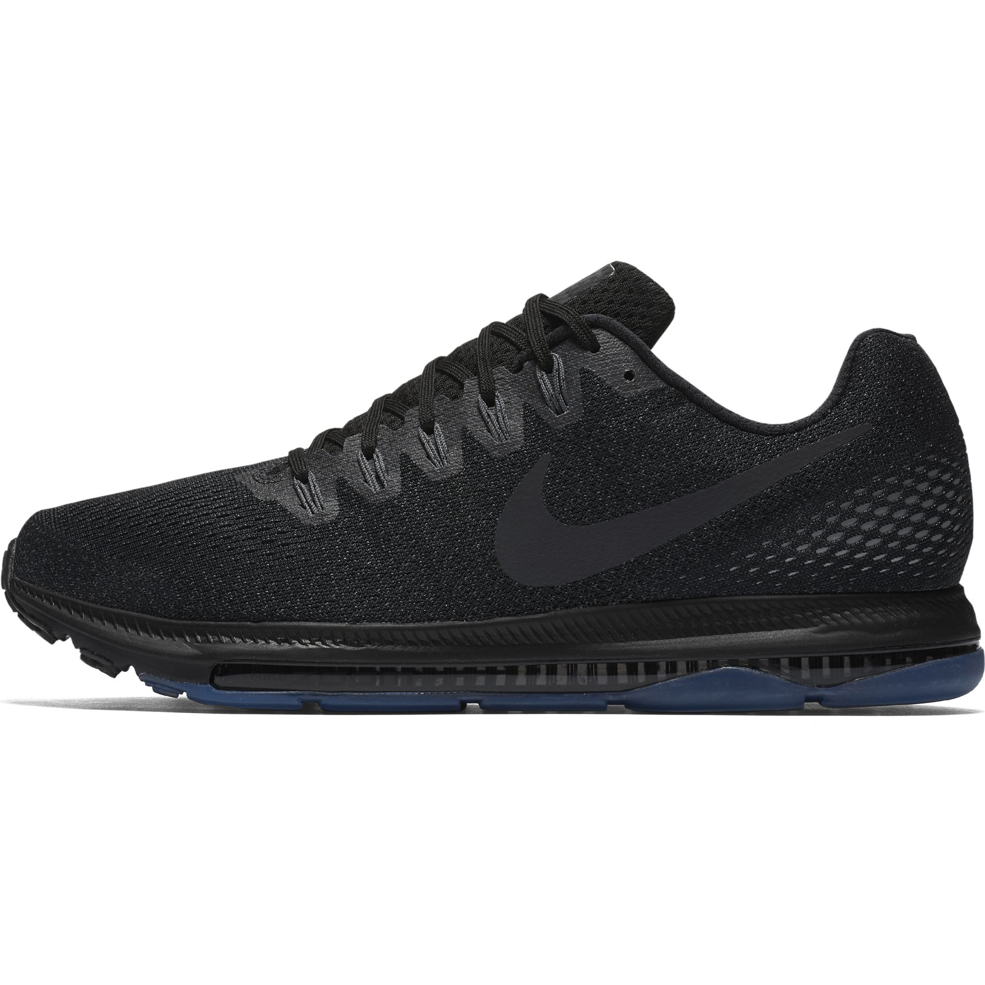 Nike Men's Zoom All Out Low Running Shoe, Black/Aura-Dark Grey-Pure Platinum 11