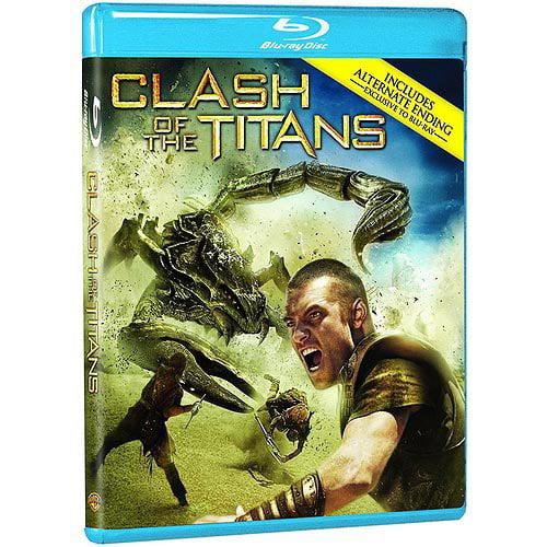 Clash Of The Titans (2010) (Blu-ray) (Widescreen)