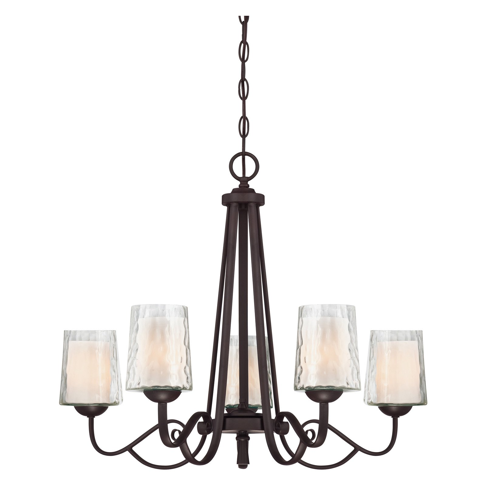 Quoizel Adonis ADS5005DC Chandelier by Quoizel