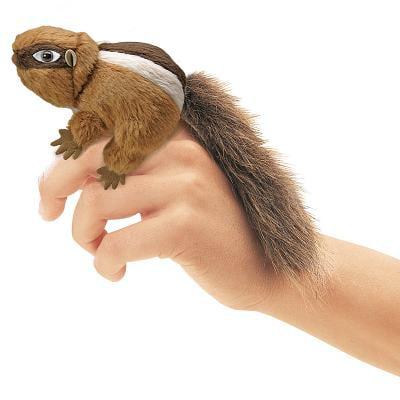 Mini Chipmunk Finger Puppet (Chipmunk Finger Puppet by Folkmanis -)
