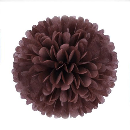 8inch 5Pcs Props Supplies Tissue Paper Poms Pull Flowers Balls Wedding Party (Wedding Party Ball)