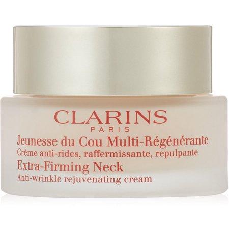 3 Pack - Clarins Extra-Firming Neck Anti-Wrinkle Rejuvenating Cream 1.6 oz