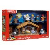 Fisher Price Little People Nativity by Fisher Price