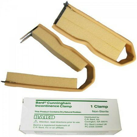Bard Cunningham Penile Clamp 004053 Regular 1 Each Each Muffler Clamp
