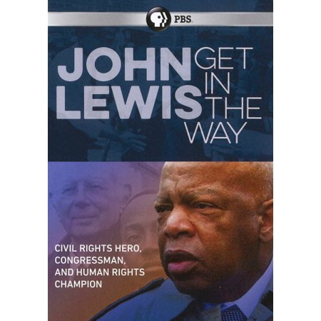 John Lewis: Get in the Way (DVD)