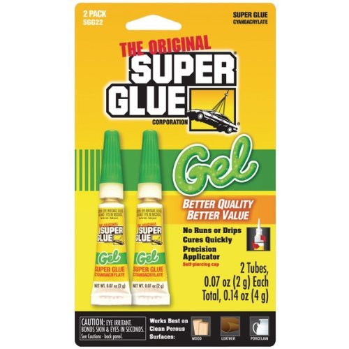 Super Glue SGCSGG22 Thick Gel