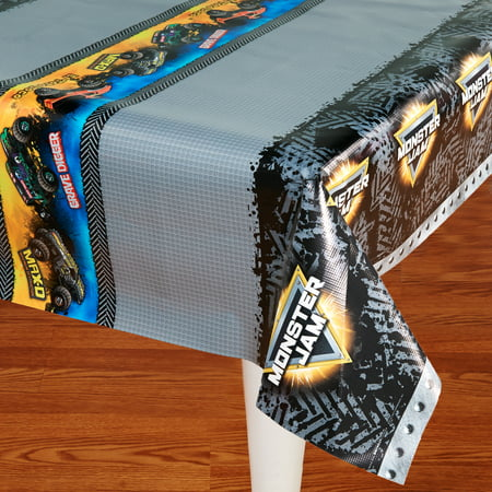 Monster Jam Tablecover - Jam Costume