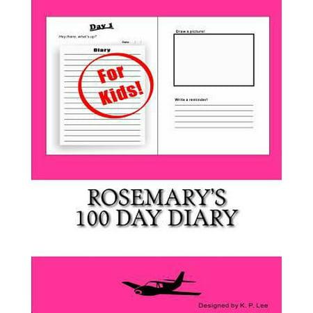 Rosemarys 100 Day Diary
