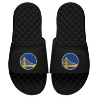 Golden State Warriors Primary iSlide Sandals - Black